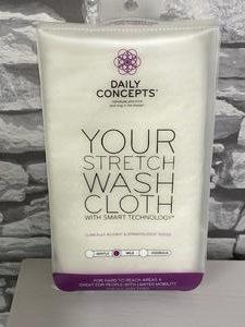 Daily Concept Stretch Wash Cloth